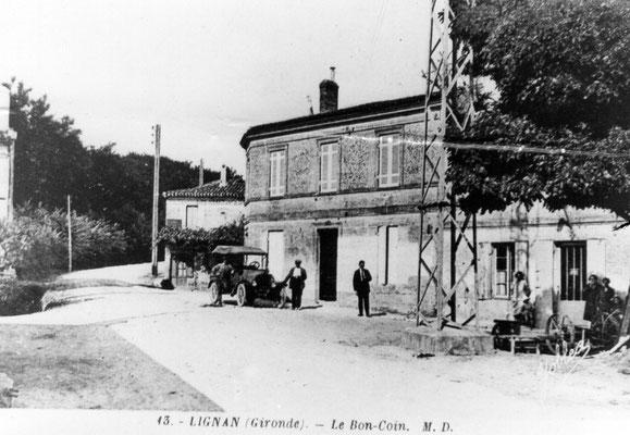 Le Bon coin à Lignan