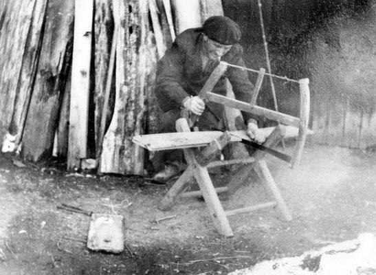 1922 un scieur