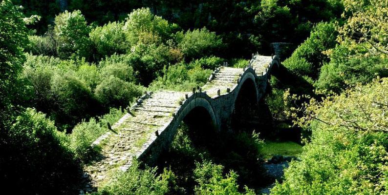Vikos-Aoos-Nationalpark (Griechenland)