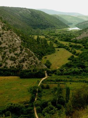 Krka-Nationalpark (Kroatien)