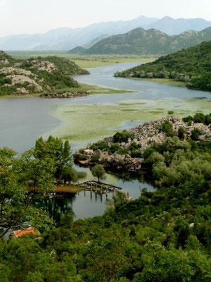 Skadar-See Nationalpark (Montenegro)