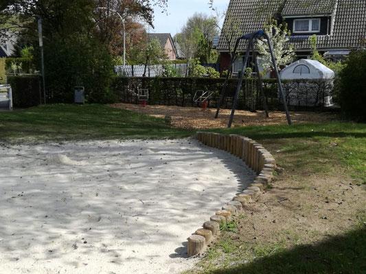 Spielplatz Billweg