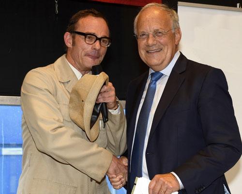 Hans Kellerhals mit BR Schneider-Ammann- Oliver Haindl - olivenhain.ch