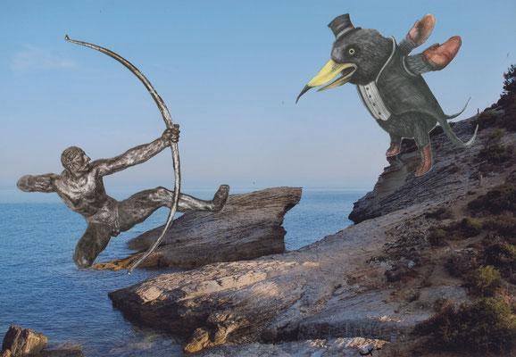 La guerre des mondes après la fonte de la banquise.