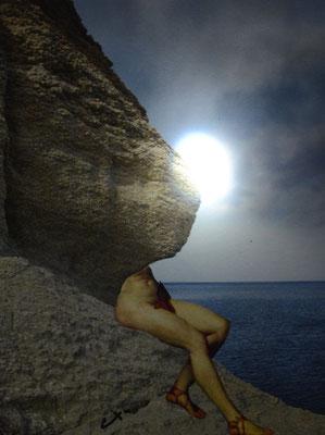 Gilbert Montagne, sous le soleil