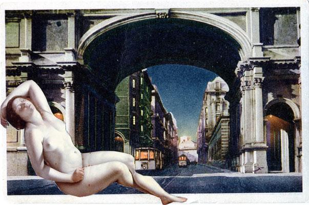 Le premier métro, un tramway nommé désir.