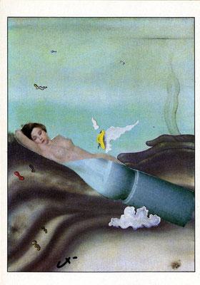 sirène endormie