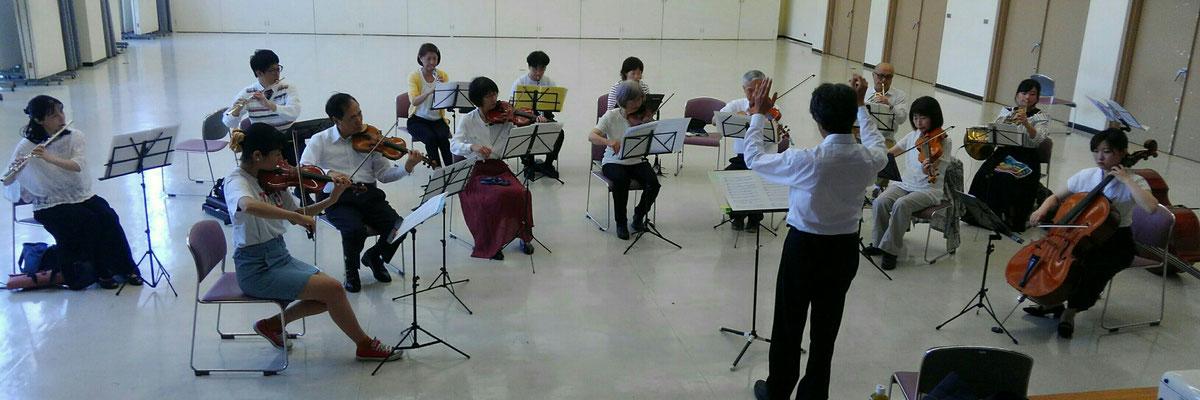リハーサル練習