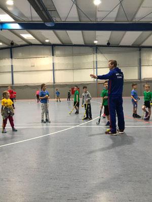 Hockey Training beim MHC
