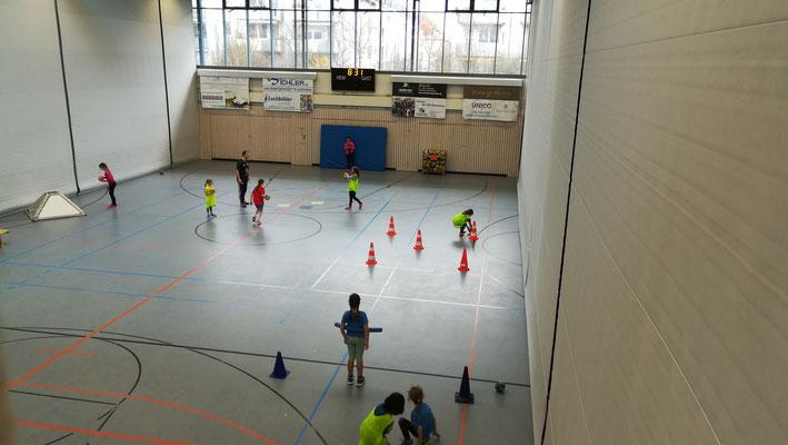 Handball mit der HSG