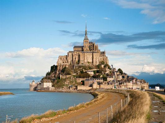 voyage en bus Mont Saint Michel