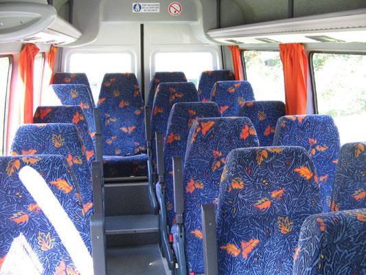 location minibus foix