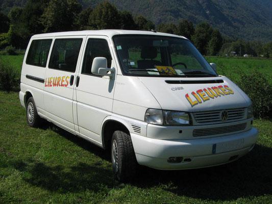 Location minibus 09100