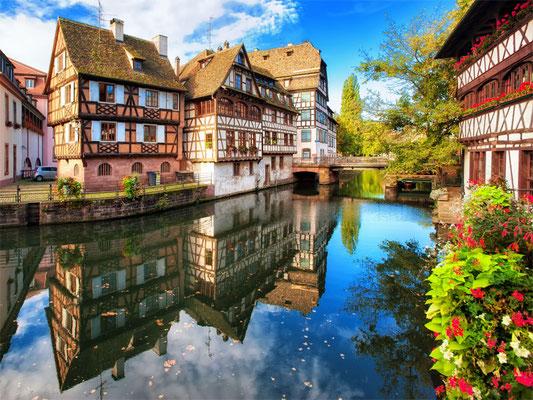 voyage en bus Strasbourg