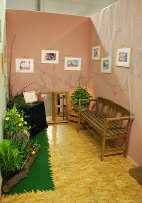 Vorraum - kleine Ausstellung