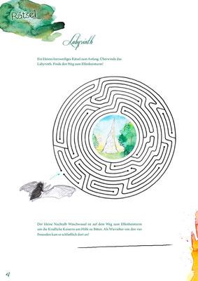 Labyrinth zum Elfenbeinturm