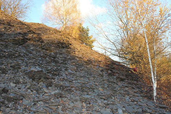Gladenbach, Schiefergrube Erin - Route der Industriekultur