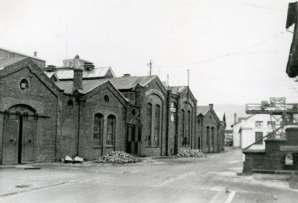 Ludwigshütte in den 1950er Jahren