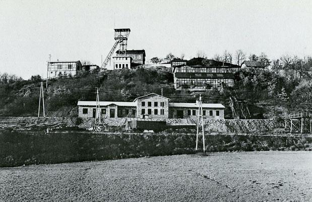 Die Grube Laufenderstein 1937 (Thomas Schmidt, Dillenburg in alten Ansichten, Abb. 57)
