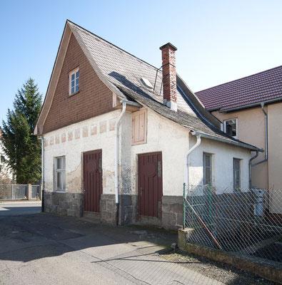 Pumpstation Alten-Buseck, Zustand vor 2010 (?)