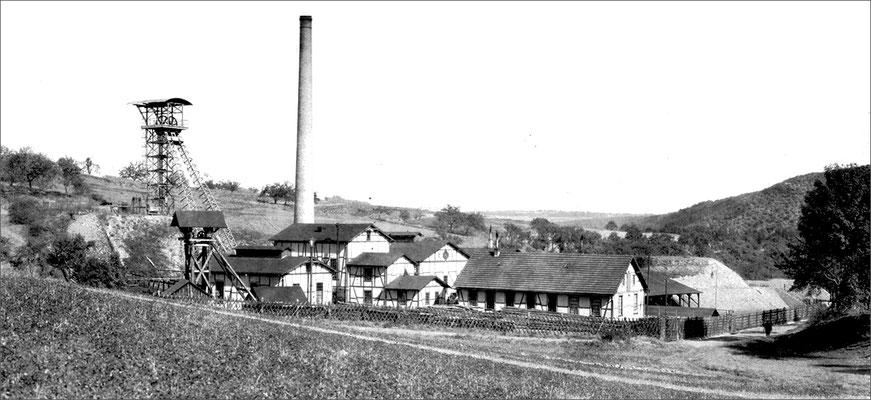 Die Grube Juno, 1920