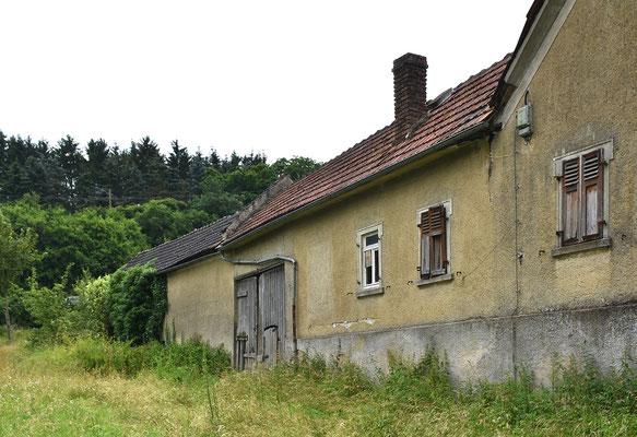 Nordseite der Hammermühle