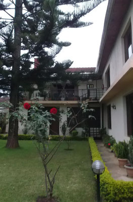 Garten Milimani Lodge / Garden Milimani Lodge
