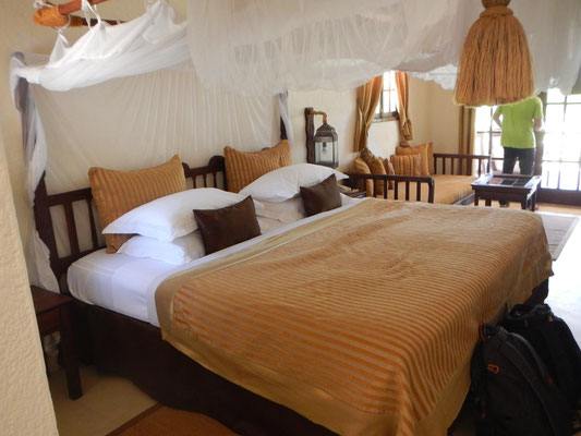 Zimmer im Breezes Beach Club and Spa Hotel Zanzibar
