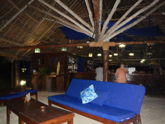 Bar im Breezes Beach Club Zanzibar