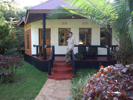Hütte in Bougainvillea Lodge / Cottage in the Bougainvillea Lodge
