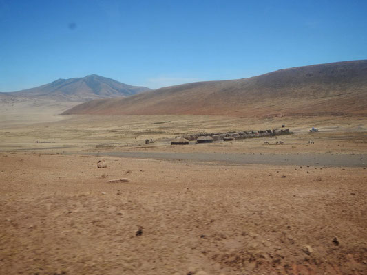 endlose Weite in Ngorongoro Hochland / endless vastness in the Ngorongoro highlands