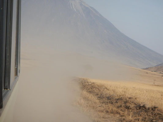 Staubige Wege / Dusty roads