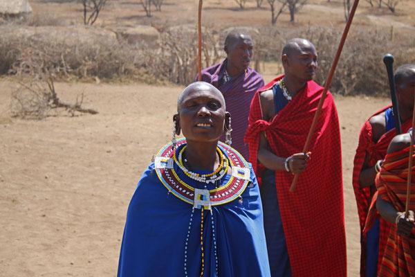 Maasai - Tanz / Maasai dance