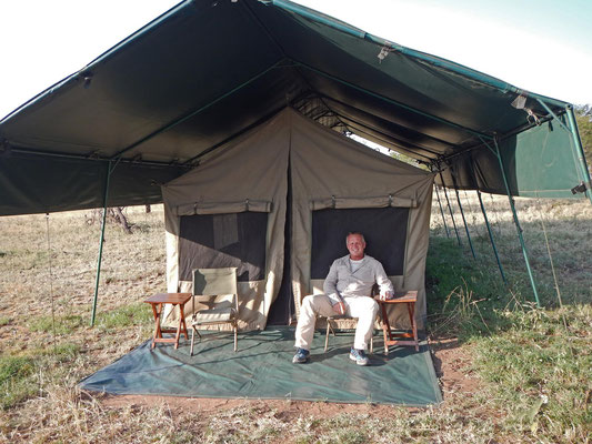 Zelt / tent