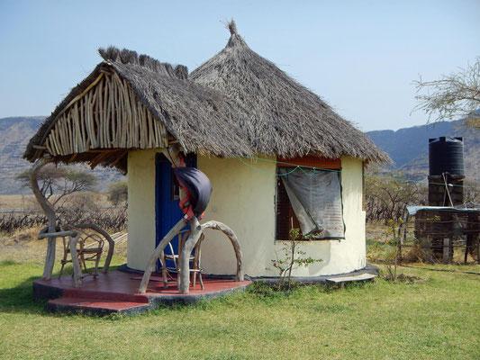 Maasai Giraffe Eco Camp