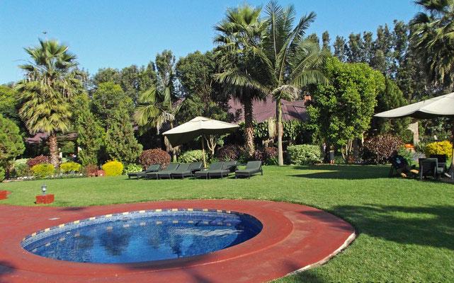 Pool in Bougainvillea Lodge