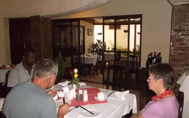 Restaurant Milimani Lodge