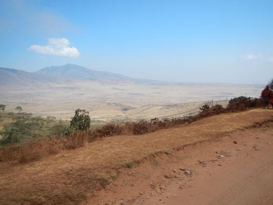 Ngorongoro Hochland / ngorongoro highland