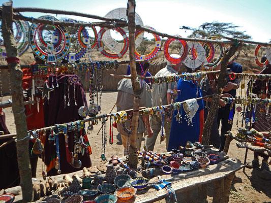Maasai - Schmuck / Maasai jewellery