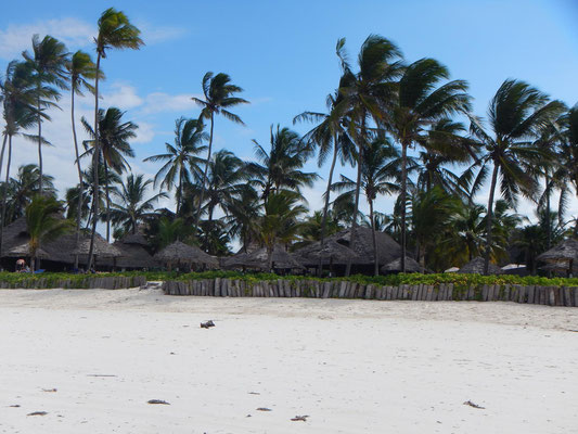 Strand am Breezes Beach Club Zanzibar