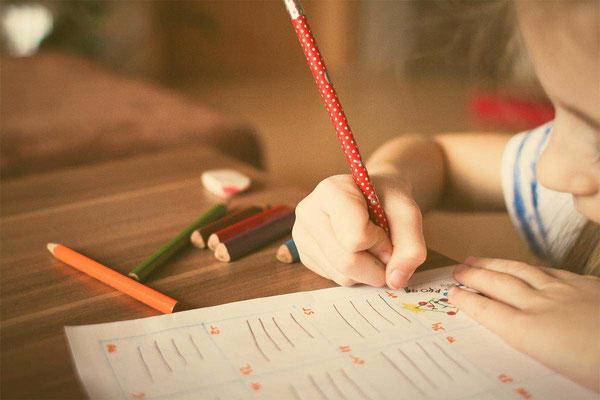 Ergotherapie bei Schulproblemen