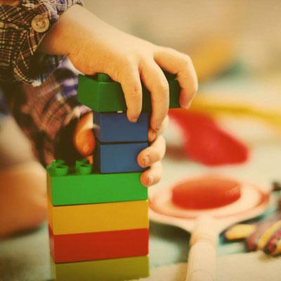 Ergotherapie für Kinder, Ergotherapie Pädiatrie