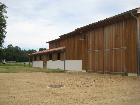 Serge Goacolou Construction Equestre