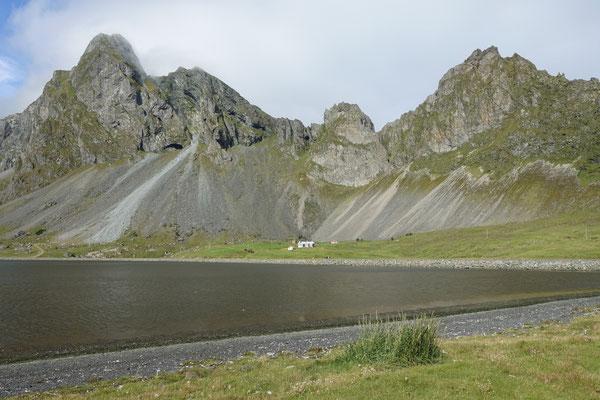 Eindrückliche Berge