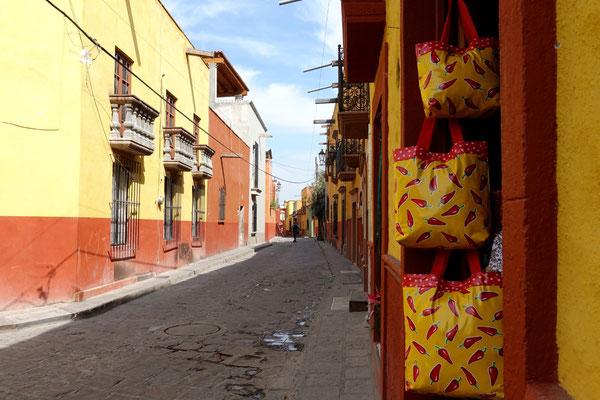 Es ist bunt in San Miguel