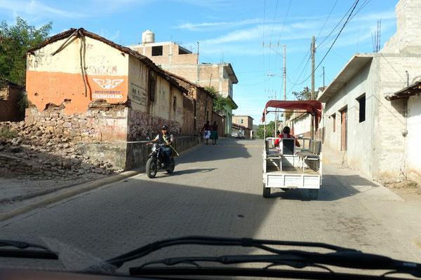 Auf der Dorfstrasse