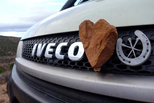 Neuer Iveco-Schmuck ;-)