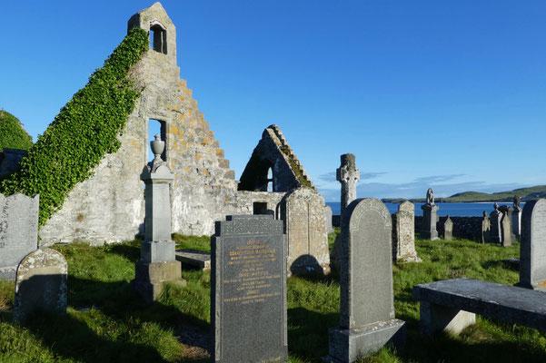 Ruinen der Kapelle von Balnakeil