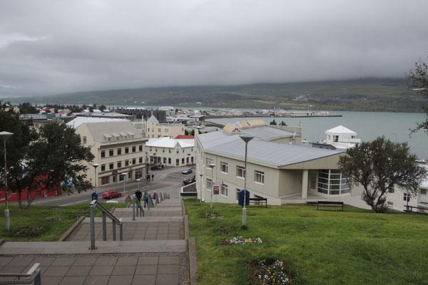 Akureyri, die Stadt im Norden