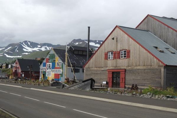 Das tolle Museum in Siglufjördur...
